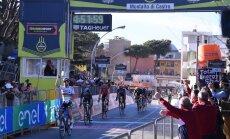 Peter Sagan võidutseb Tirreno-Adriatico etapil