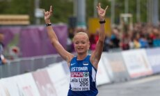 Naiste maraton Zürichis