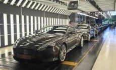 Aston Martin: Hüvasti DB9, tere tulemast DB11