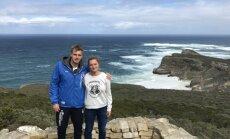 PULMAREIS LAV-is | Markuse ja Liisa seiklused Aafrikas — loe nüüd täismahus!