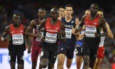 Keenia ähvardab oma sportlased Rio olümpialt eemale jätta