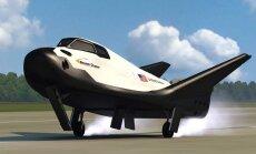 Kosmoselennuk Dream Chaser hakkab NASA otsusel samuti kosmosejaama vahet lendama