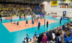 Võrkpall Eesti ja Holland