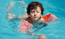 Meie lapsed ei oska pooltki nii hästi ujuda, kui nad arvavad