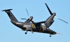 Kaldrootor-lennuki katsetused jätkuvad, kuigi hiljuti hukkus kaks pilooti