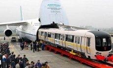 An-225: Lennuk, millega saab transportida kasvõi rongi