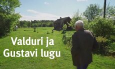 VAATA: Kuidas elavad uued sõbrad Valdur ja koer Gustav Kastan ning milline kass on parim seeniorile?