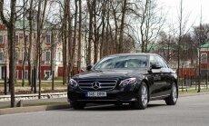E-klassi Mercedes