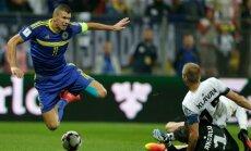 Капитан сборной Эстонии травмировал колено в матче с Боснией