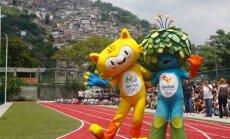На Паралимпиаде в Бразилии выступят 5 эстонских спортсменов