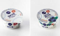 Farmi Piimatööstus toob esimesena Eesti poodidesse hapendatud Skandinaavia päritolu piimatoote Skyri