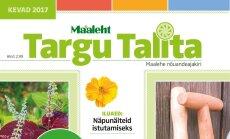 Esimese Targu Talita ajakirja kaas
