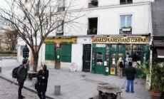 Shakespeare and Company on tegutsenud Pariisis 1950-ndatest aastatest. Kuuldavasti saavad raamatusõbrad sealt isegi öömaja paluda.