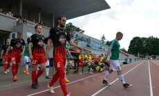 Levadia ei suutnud kodus Fääri saarte klubi võita.
