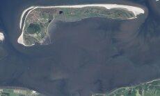 Langeoog - liivane saareke magevee mulli peal, mis peab andma vett 1,5 miljonile inimesele