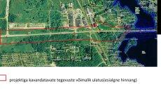 Sillamäelased kardavad, et liiklussõlme rekonstrueerimine jätab aiamaad põhjaveeta