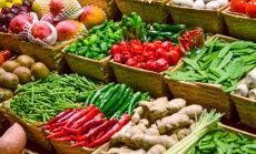 Pane tähele: just need puu- ja köögiviljad poeletil sisaldavad kõige rohkem taimekaitsevahendite jääke