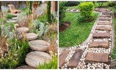 Kõnnime mööda aiateed — 11 ideed sinu aeda!