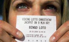 Õnneseen võitis Bingo lotoga üle 285 000 euro!