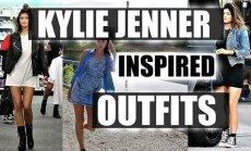 VIDEO: Vaata! Tartu neiul valmis Kylie Jenneri riietusest inspireeritud lookbook