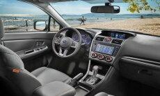 Proovisõit: Subaru XV - maskeerimisülikonnas uuenenud mudel