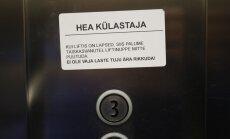 TORE TEADE: Liftis nuppe vajutades võid rikkuda lapse tuju!