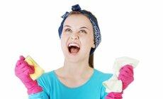 Hädas naine: kuidas teha oma perele selgeks, et ma ei ole koristaja?