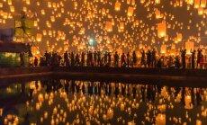 Лойкратхонг — самый красивый тайский праздник