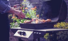 4 nippi, et grillitud liha saaks hõrk, kuldpruun ja parajalt maitsekas