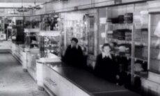 VANAD KAADRID 1956. AASTAST: Uue Otepää kaubamaja avamist saatsid pikad järjekorrad ning väike Anu sai uued kingad!