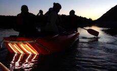 KAAMERAGA MAAL: Öine parveretk Rummu karjääri paljastab tontliku salamaailma