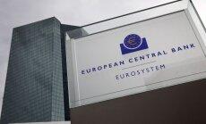 Euroopa Keskpank hoiab jalga gaasipedaalil