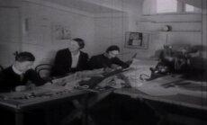 VANAD FILMIKAADRID: Elegantsed daamid! Vaata, kuidas toimus töö ERMi rahvarõivaste nõuandebüroos aastal 1938