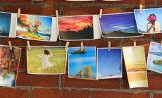 Huvitav lahendus võib olla ka ilmutatud fotode kasutamine sisekujunduselemendina.