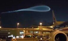 Selle UFO-pildi Miami kohal kutsus esile päris ehtne lendav objekt