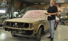 Rootsi kuningas unustas Volvo Hüürusse