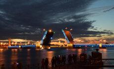 В Петербурге стало больше туристов, чем горожан