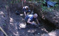 Tundmatud eesti sõjamehed maetakse ümber Tori kalmistule