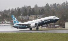 Boeing 737 Max - järgmise põlvkonna reisilennuk, tellimusi juba enam kui 3000
