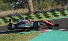 Jüri Vips tegi F4 etapil Imolas suurepärase nädalavahetuse