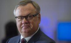 Venemaa VTB juht Andrei Kostin