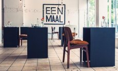 В Амстердаме открыли ресторан для одиночек