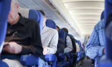 Назвали причину вспышек гнева среди авиапассажиров