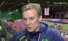 DELFI VIDEO: Motivatsioonikriisis Niit: kui saaks MMil Boltiga ühte jooksu, oleks päris pull
