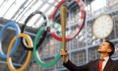 Sebastian Coe Londoni olümpial