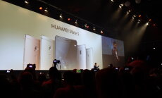 Huawei Ascend Mate S esitlus Berliinis.