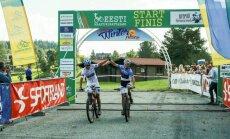 FOTOD ja VIDEO: Otepää Rattamaratoni võitsid Peeter Pruus ja Greete Steinburg