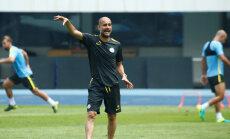 Guardiola keelas City mängijatele rämpstoidu ja viskas paksud trennist välja