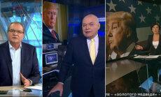 """""""Начал сползать в риторику Обамы"""". Как федеральное ТВ в России теперь освещает решения Трампа"""
