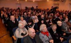 Savisaare kõne järelkaja: eesti keelt mitteoskav proua hõiskas pidevalt kaasa